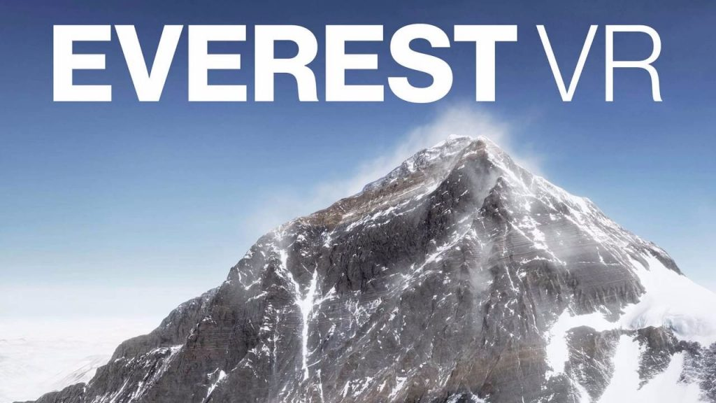 Photo of Sull'Everest con la realtà virtuale