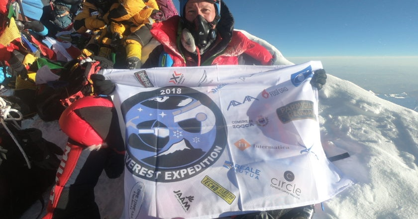 Maurizio Cheli, Everest, astronauta