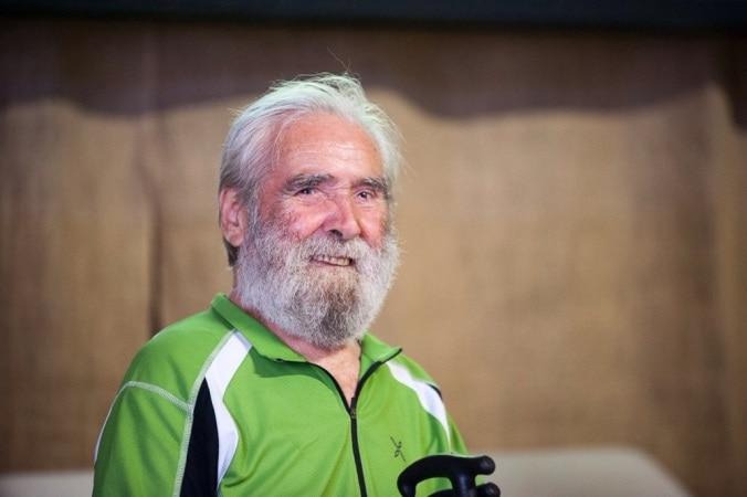 Photo of Agostino Gazzera: una storia d'alpinismo mordi e fuggi