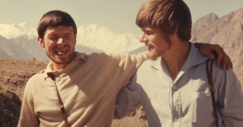 Reinhold Messner, Günther Messner, ottomila, alpinismo, Nanga Parbat