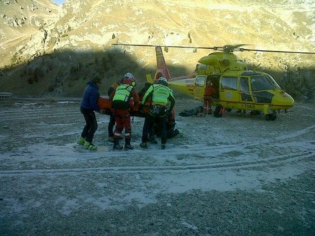 Photo of Valanga sulla Marmolada, la neve instabile è ancora un pericolo