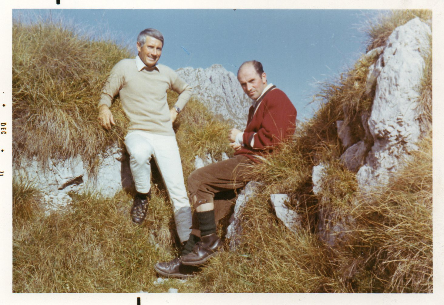 Photo of La favola di papà Angelo e mamma Agostina – Dino, il custode dei passi di Walter Bonatti