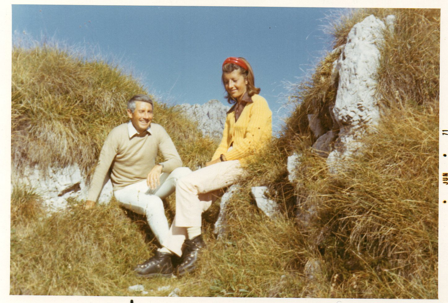 Photo of Walter e gli anni dopo l'abbandono dell'alpinismo – Dino, il custode dei passi di Walter
