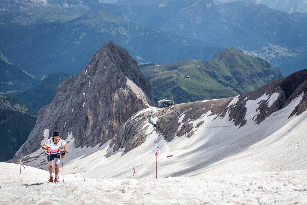 Marmolada Super Vertical, Dolomiti, Running, Trail