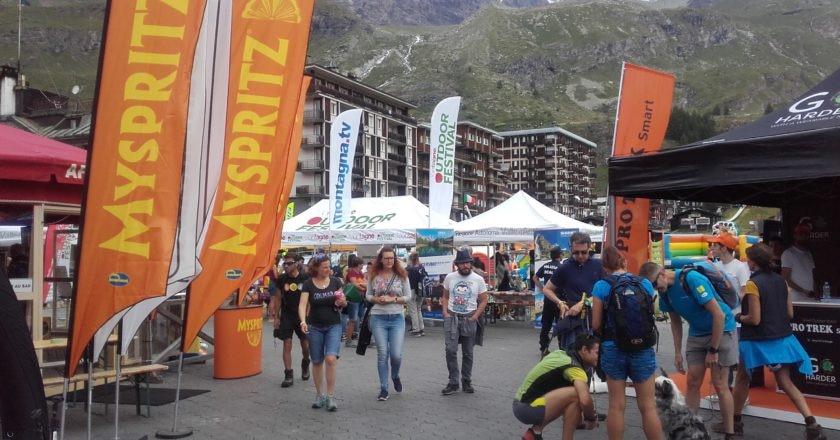 Montagne Outdoor Festival, Cervinia, Village