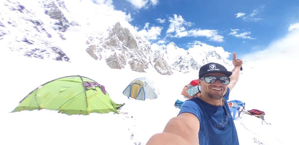 alpinismo, gasherbrum, karakorum, pakistan