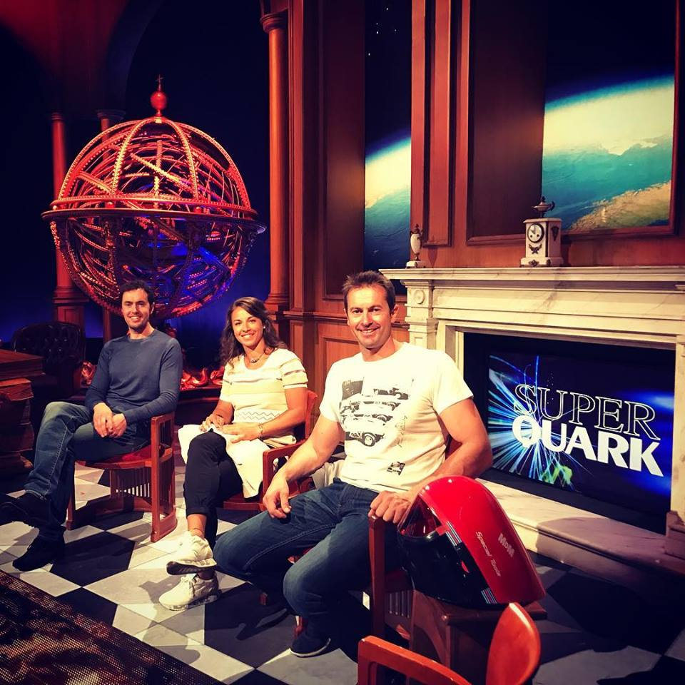 Photo of Questa sera Superquark a velocità da record con i fratelli Origone e Valentina Greggio