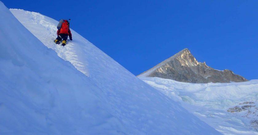 alpinismo, gasherbrum II, karakorum, gII