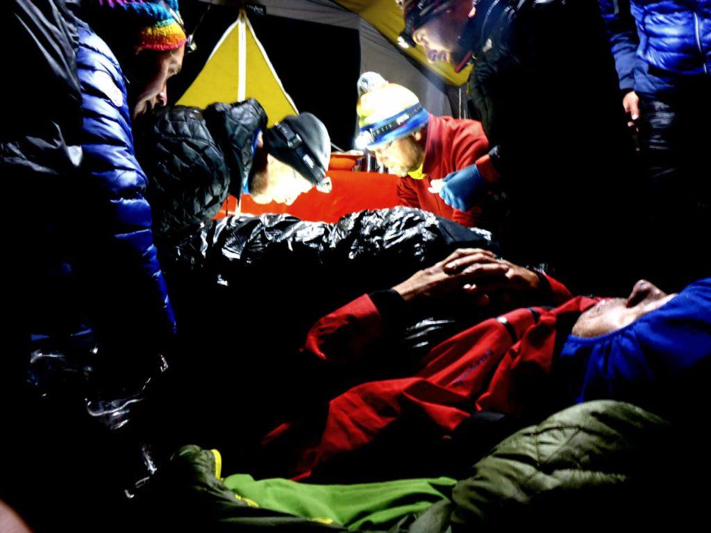 alpinismo, karakorum, broad peak