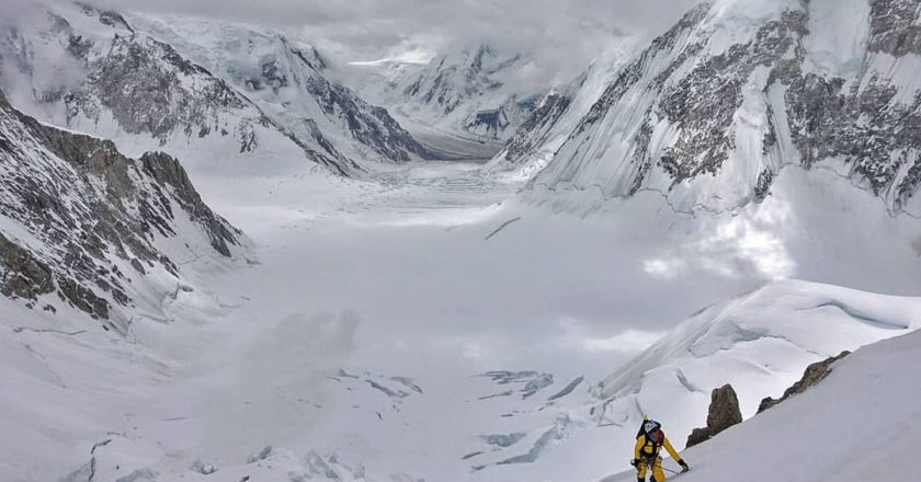 alpinismo, GIV, gasherbrum, hervé barmasse
