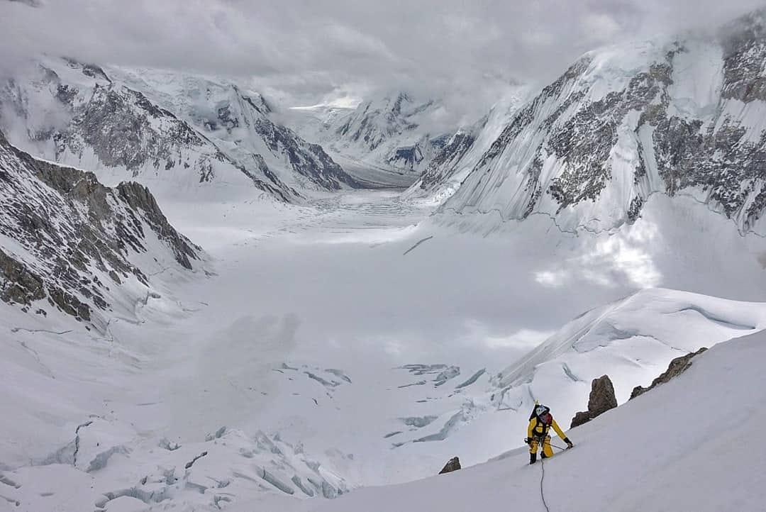 Photo of GIV: Barmasse e Gottler, acclimatamento finito e obiettivo cambiato
