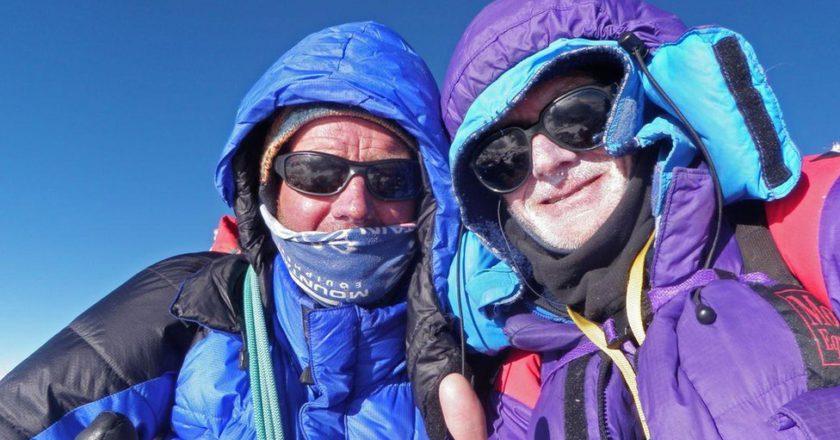 alpinismo, broad peak, sandy allen,