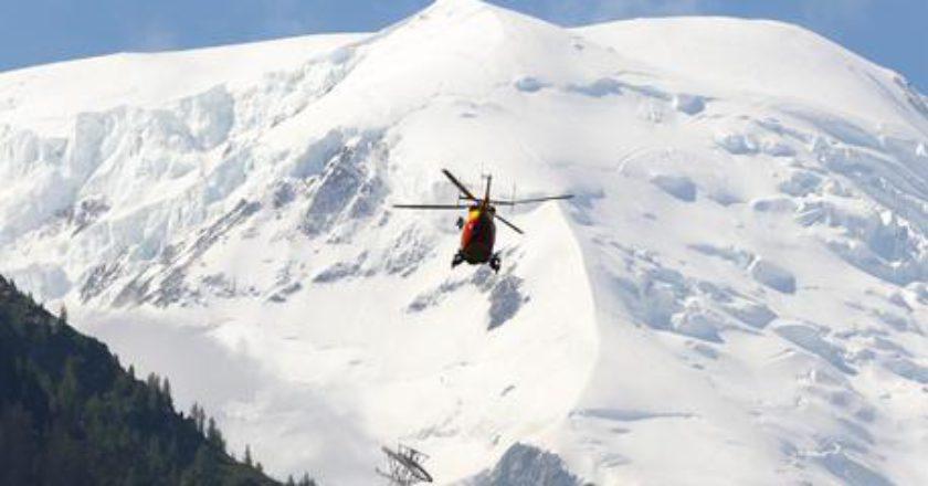 Monte Bianco, cronaca, Mont Blanc de Tacul