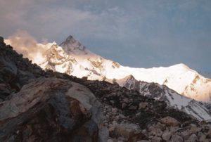 Hansjörg Auer, Lupghar Sar West, alpinismo, Karakorum