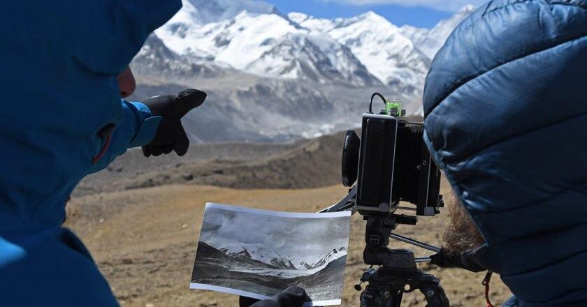 ghiacciai, fotografia, sulle tracce dei ghiacciai, ambiente