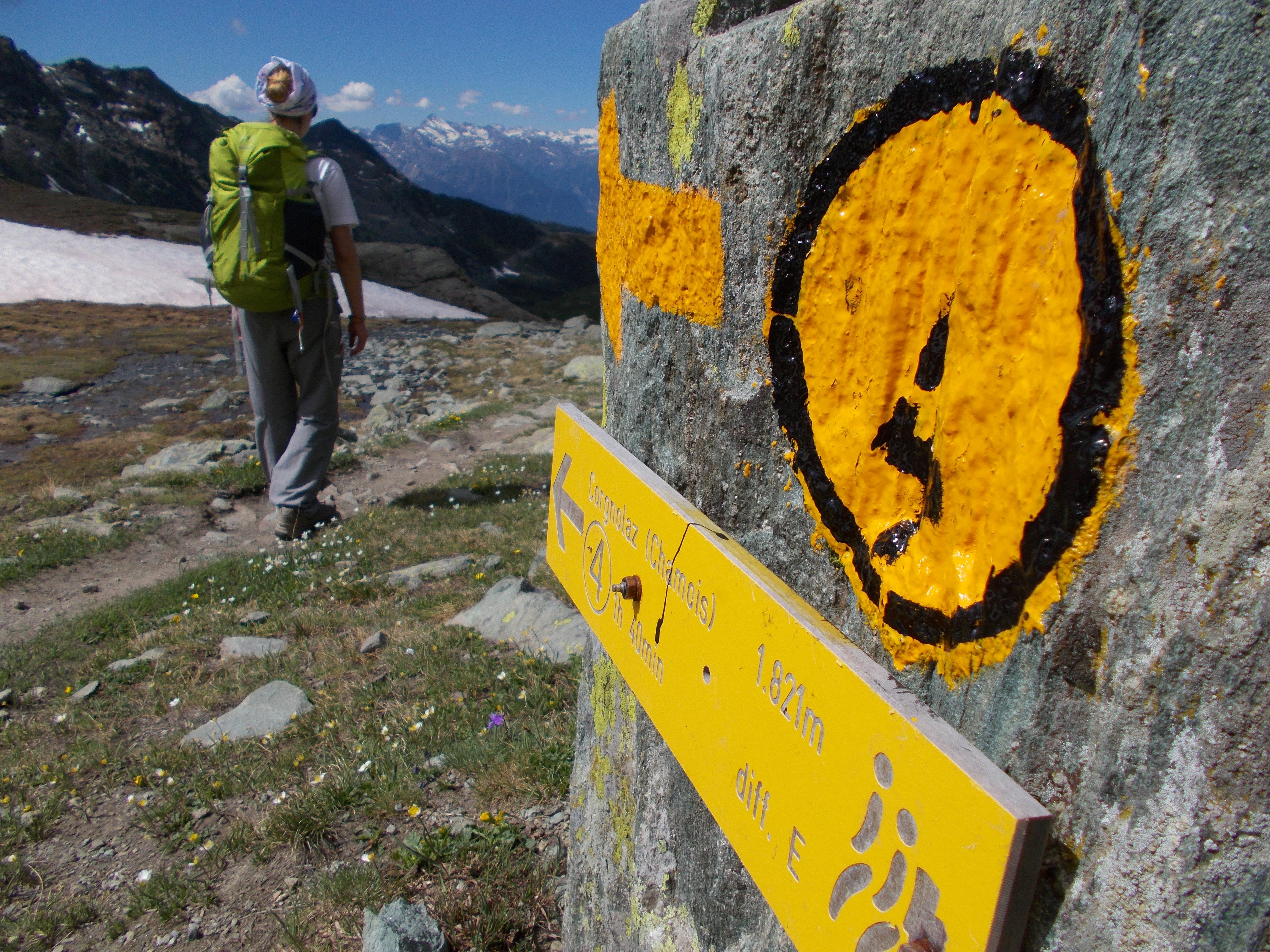 Cervino, Monte Rosa, Puntata 1, Tour de Six