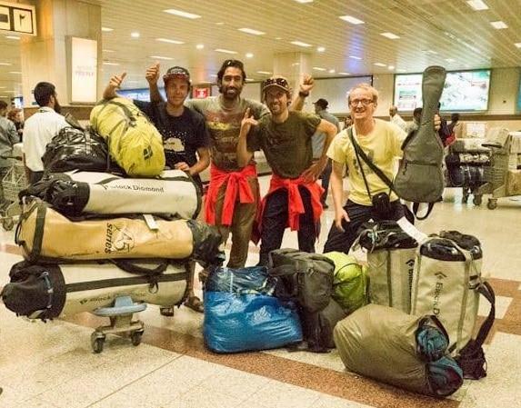 Photo of Favresse, Maynadier e Molina puntano ad aprire tre nuove vie in stile alpino in Karakorum