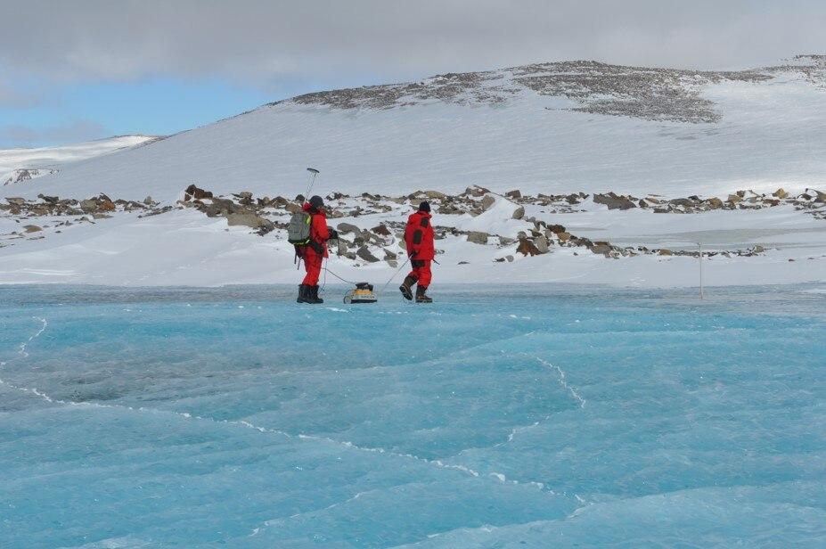Photo of Studiare l'Antartide per svelare il segreto della vita su Marte