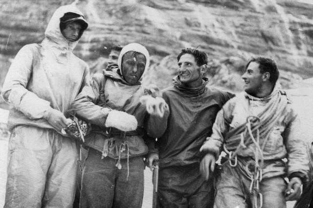 Photo of Eiger e Sperone Walker, l'alpinismo e la catastrofe dell'Europa