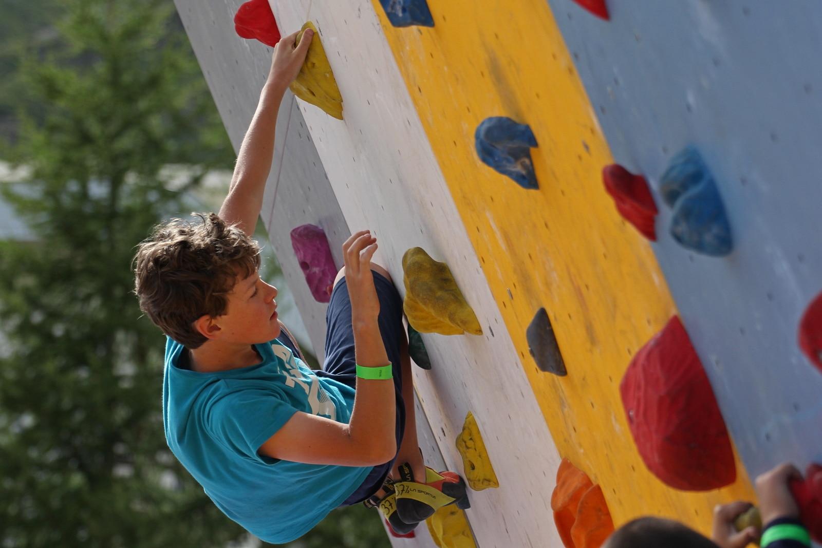 Photo of Outdoor Festival 2018 – All'Outdoor Festival la prima tappa del nuovo circuito Climbing Game Master