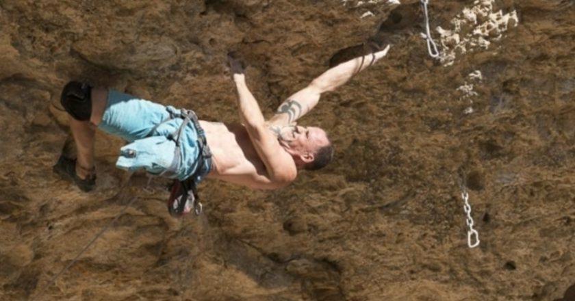 Iván Germán, climbing, arrampicata sportiva, 8b