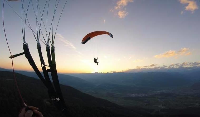 Dolomiti, Hike&Fly, Lukas Hofer, outdoor, record