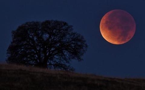 Photo of Stanotte l'eclissi lunare più lunga del secolo, da ammirare ovviamente in montagna!