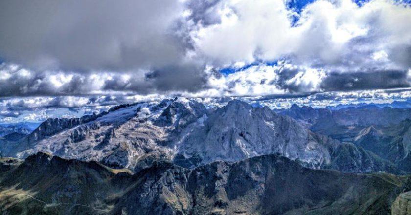 Marmolada, ghiacciaio