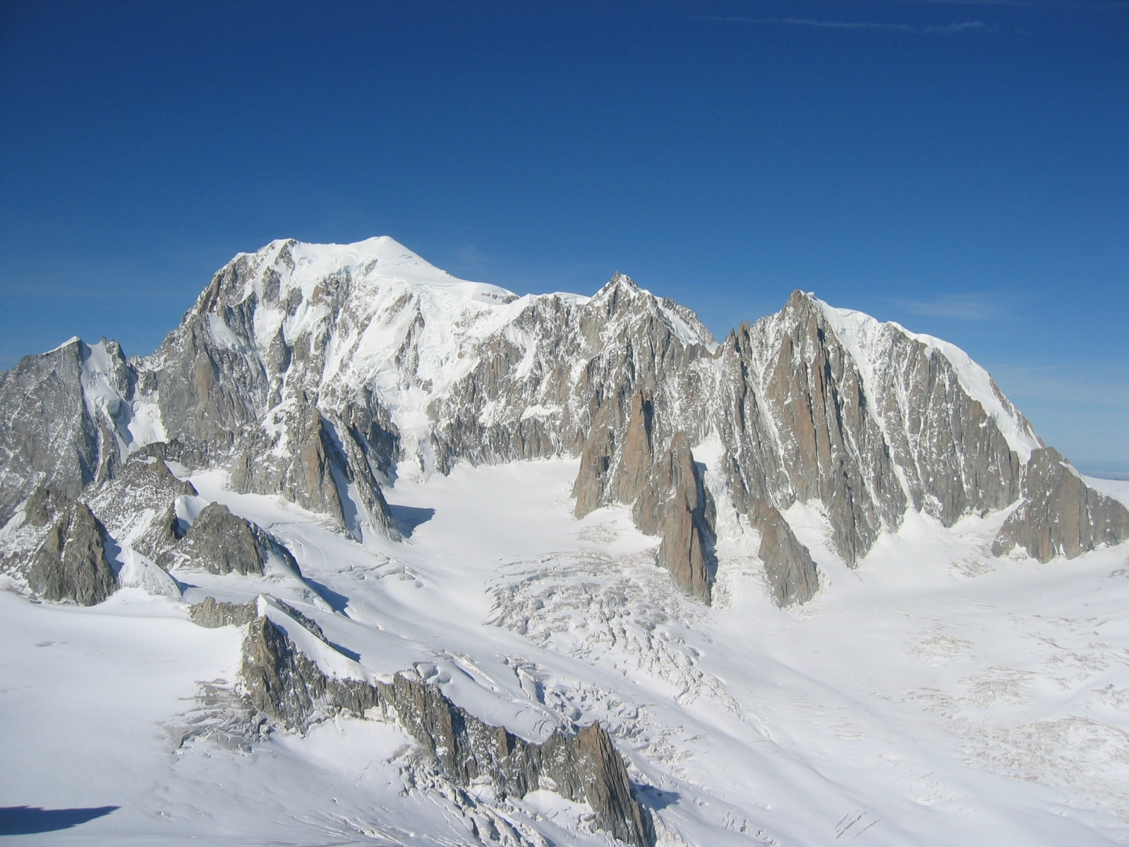 monte bianco, alpinismo, cronaca