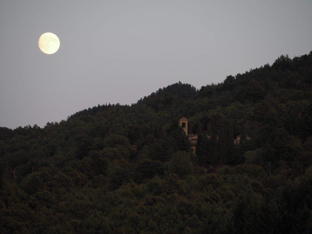 Rifugio Tòsina, nuovo rifugio