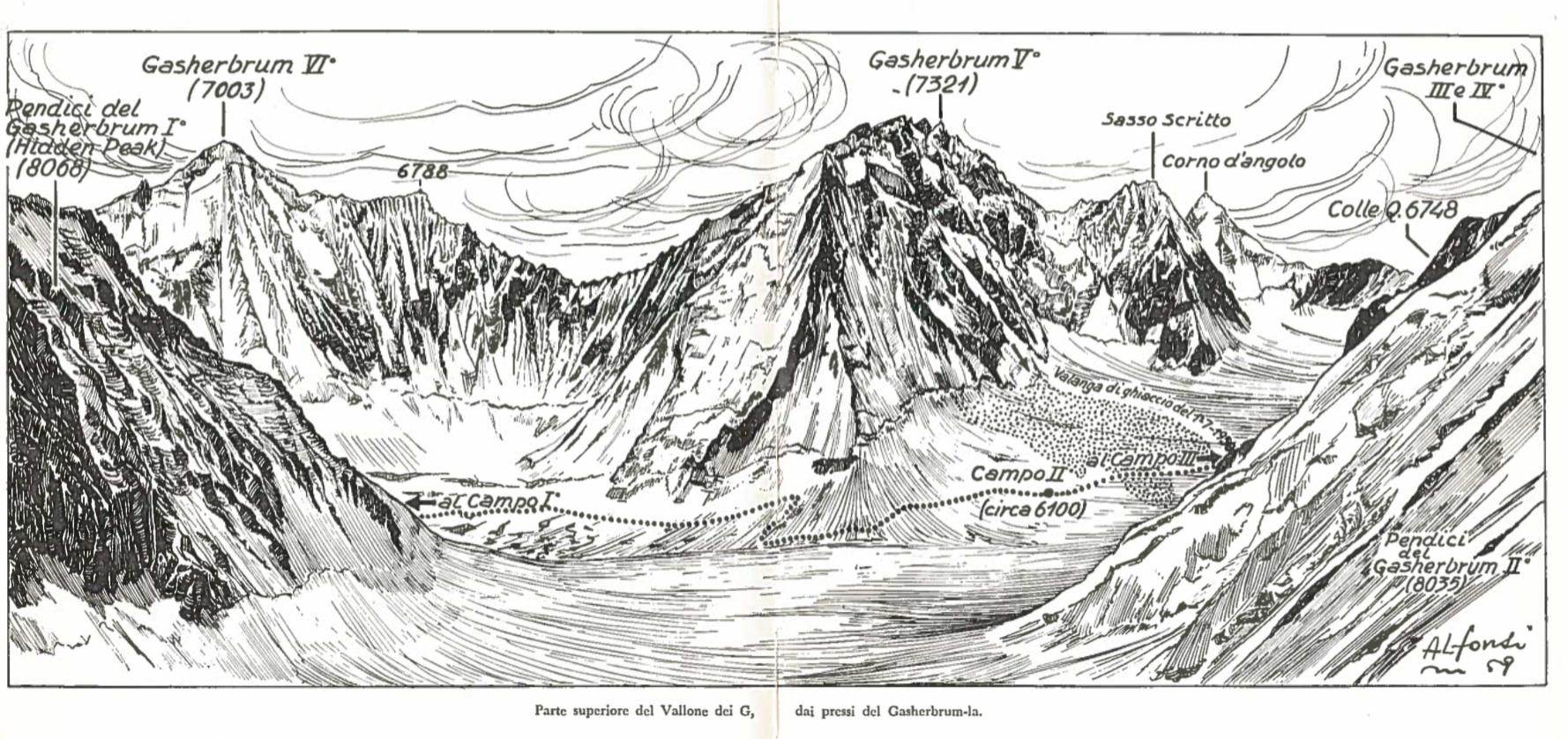 Photo of Aggiornamenti dal Gasherbrum IV