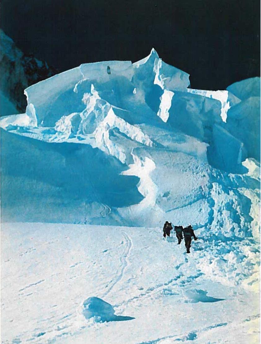 Photo of Gasherbrum IV, slitta per maltempo l'arrivo dell'elicottero