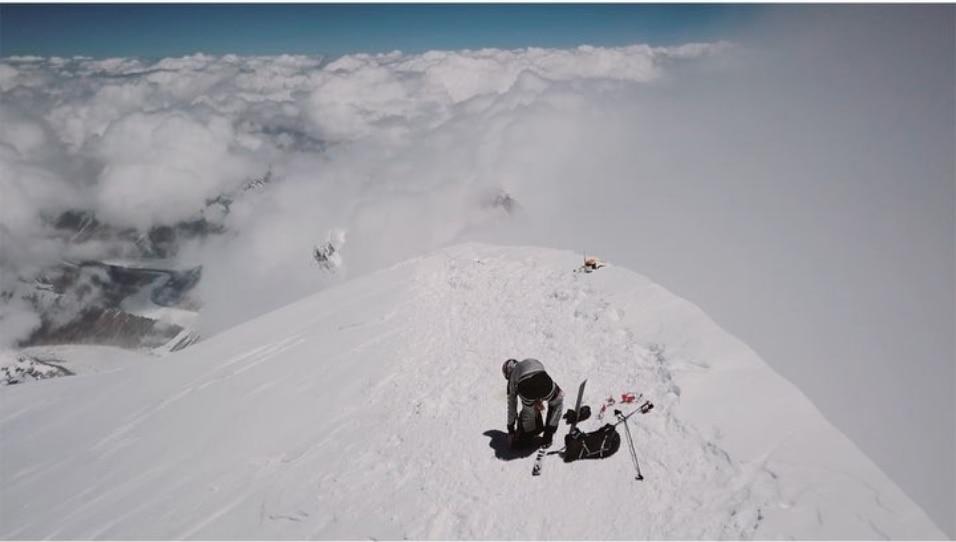 Photo of Andrzej Bargiel, una boccata d'aria fresca sul K2
