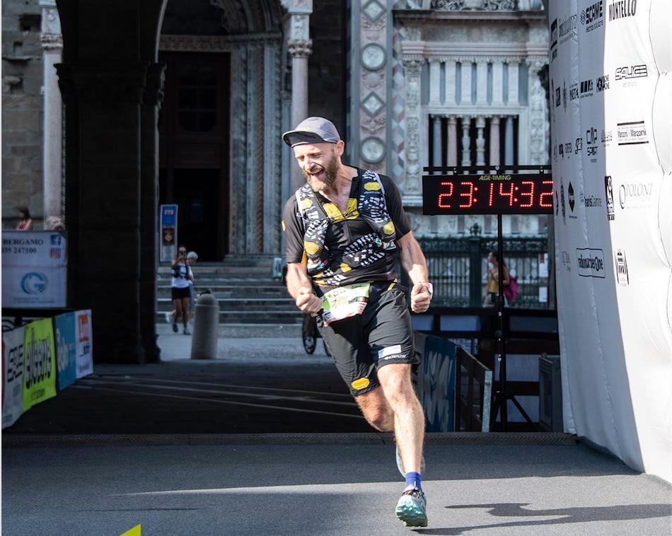 Photo of Marco Zanchi vince l'Orobie Ultra Trail e fissa il nuovo record