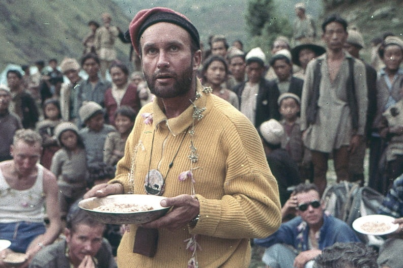 Lionel Terray, Makalu, Fitz Roy, Annapurna