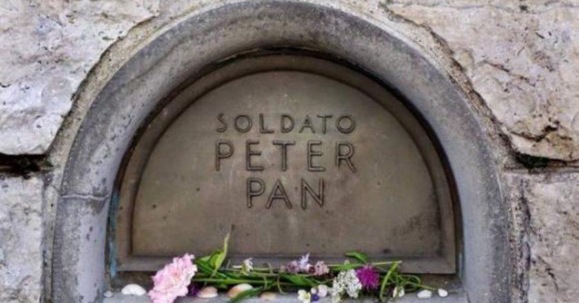 Peter Pan, Grande Guerra, Prima Guerra Mondiale, Monte Grappa