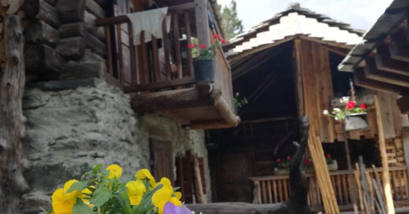 Tour del Six, Monte Rosa, Cervino, puntata 1
