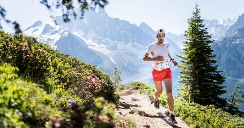 monte bianco, trail, running, kilian jornet