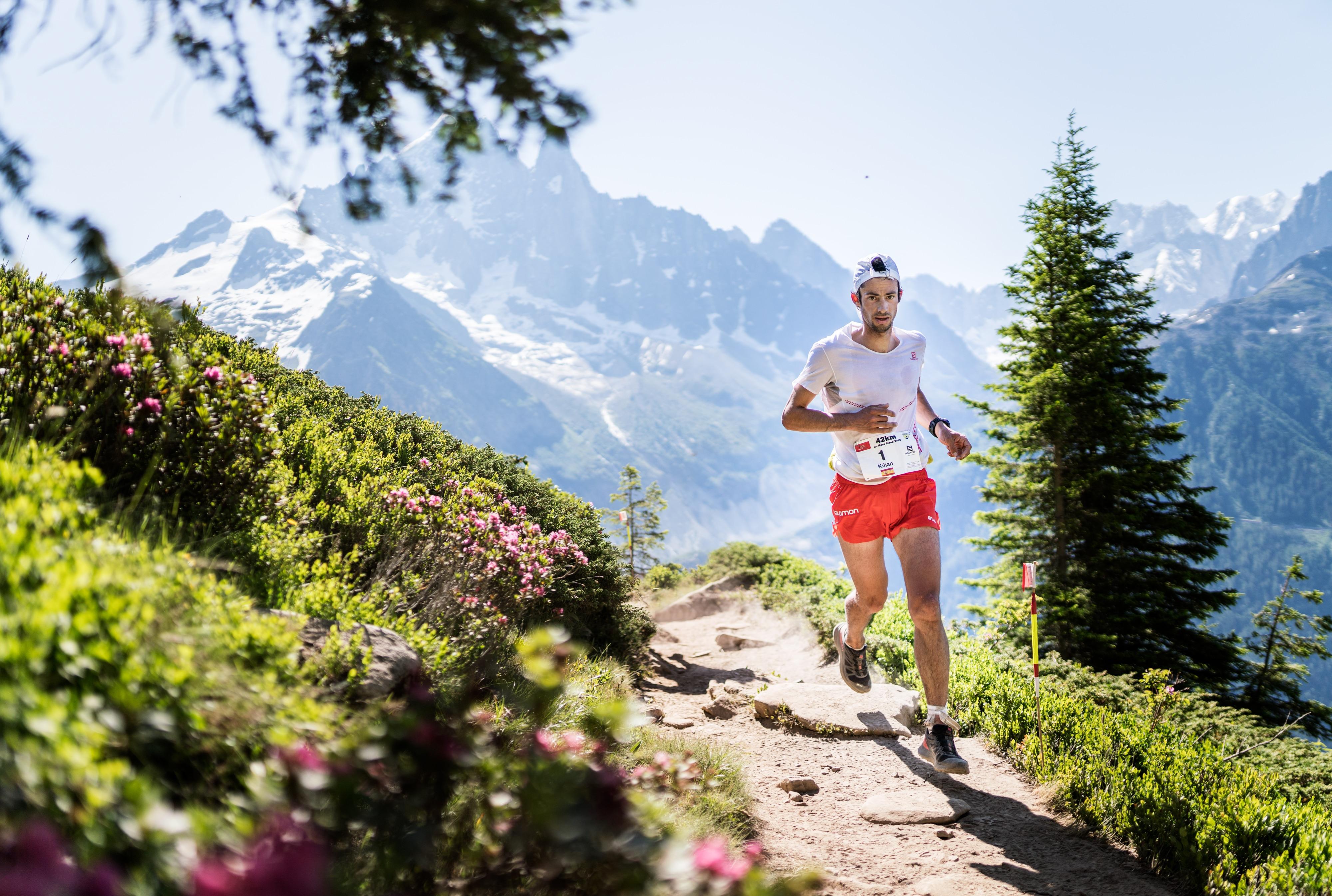 Photo of Tre mesi dopo la frattura al perone, Kilian Jornet vince la Marathon du Mont Blanc