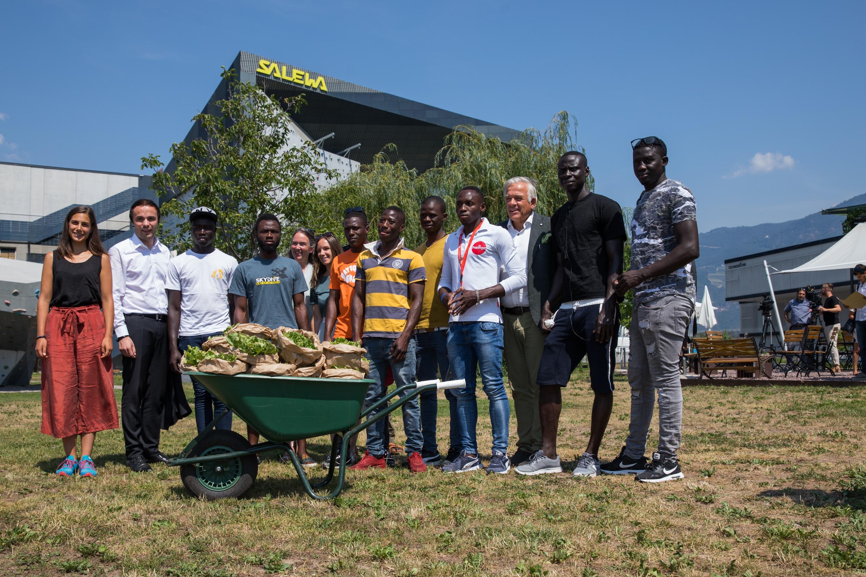 Photo of Salewa: a Bolzano l'integrazione si coltiva nell'orto