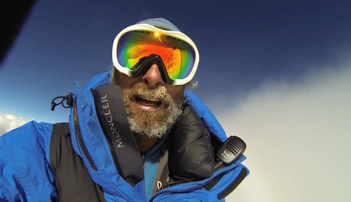 Photo of Michele Cucchi: Il K2? Volevo vederlo, ma la vetta non era prevista