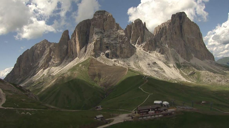 Dolomiti, Passo Sella, Dolomites Vives