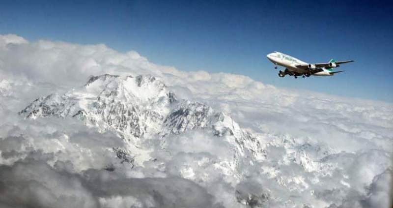 Karakorum, K2, Nanga Parbat, Air Safari