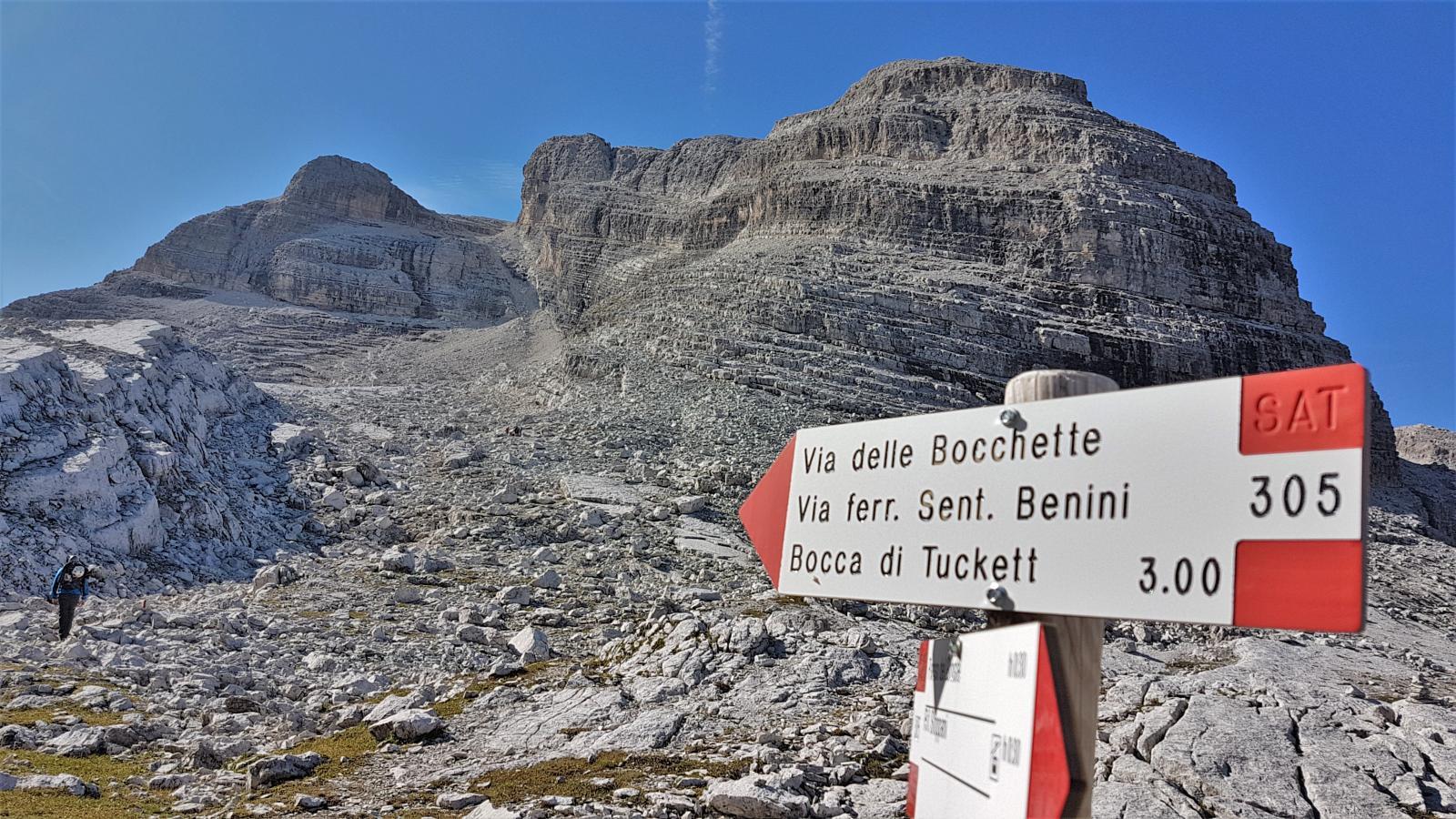 Photo of Dolomiti, lavori straordinari di manutenzione alla ferrata delle Bocchette Alte
