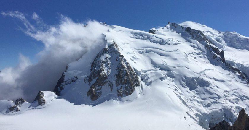 Monte Bianco, anniversario