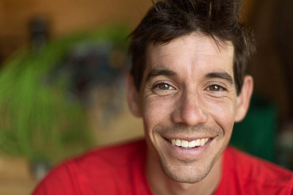 Photo of Alex Honnold
