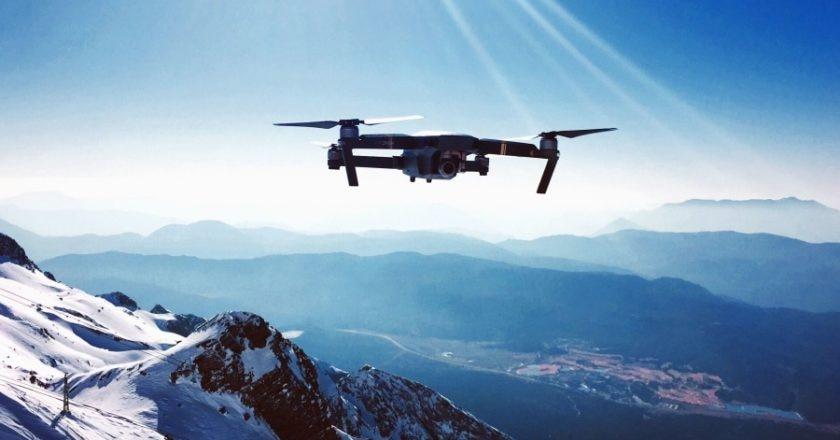 droni, allarme, soccorsi