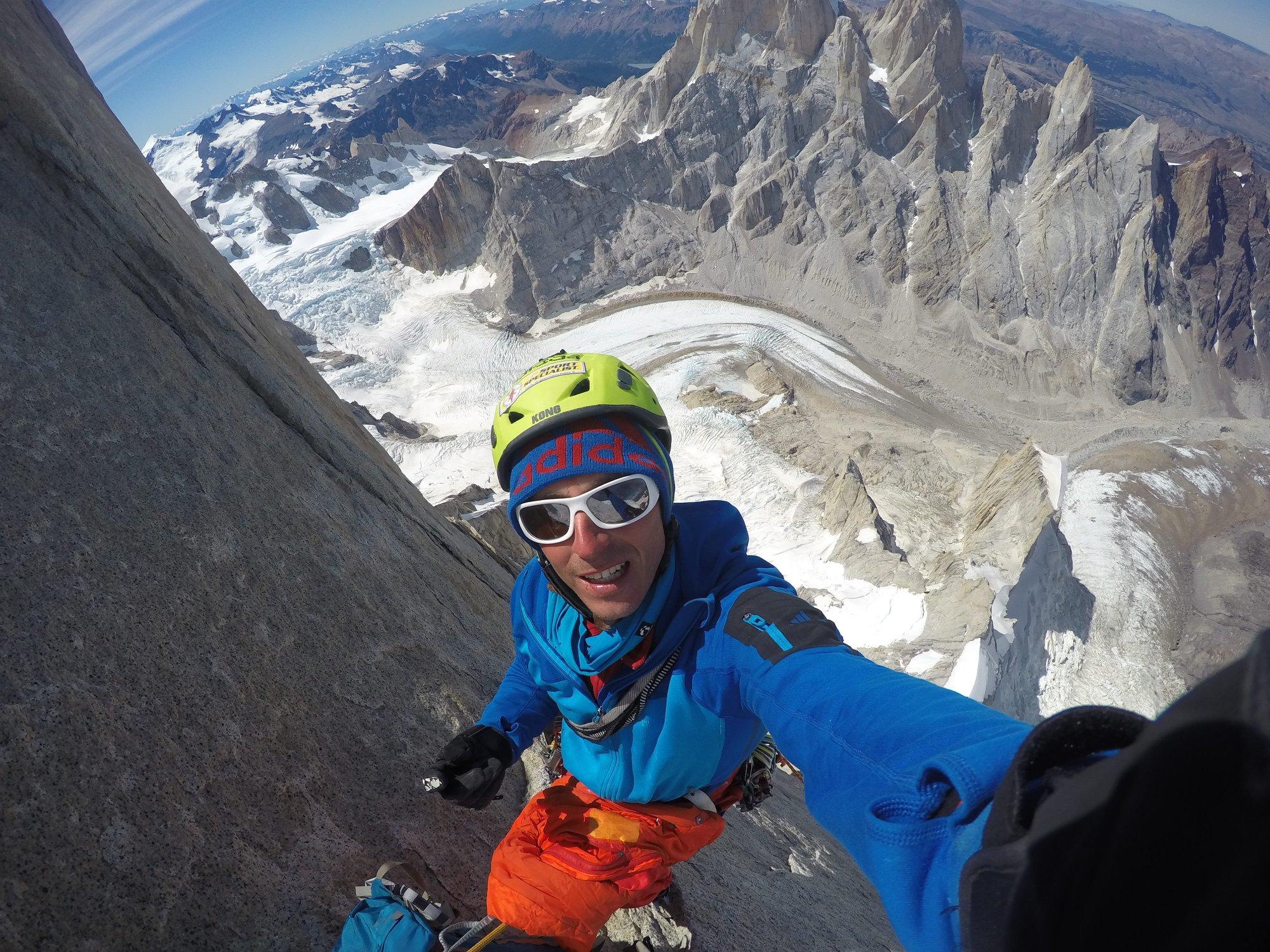 alpinismo, ragni di lecco, matteo della bordella, radio24, radio