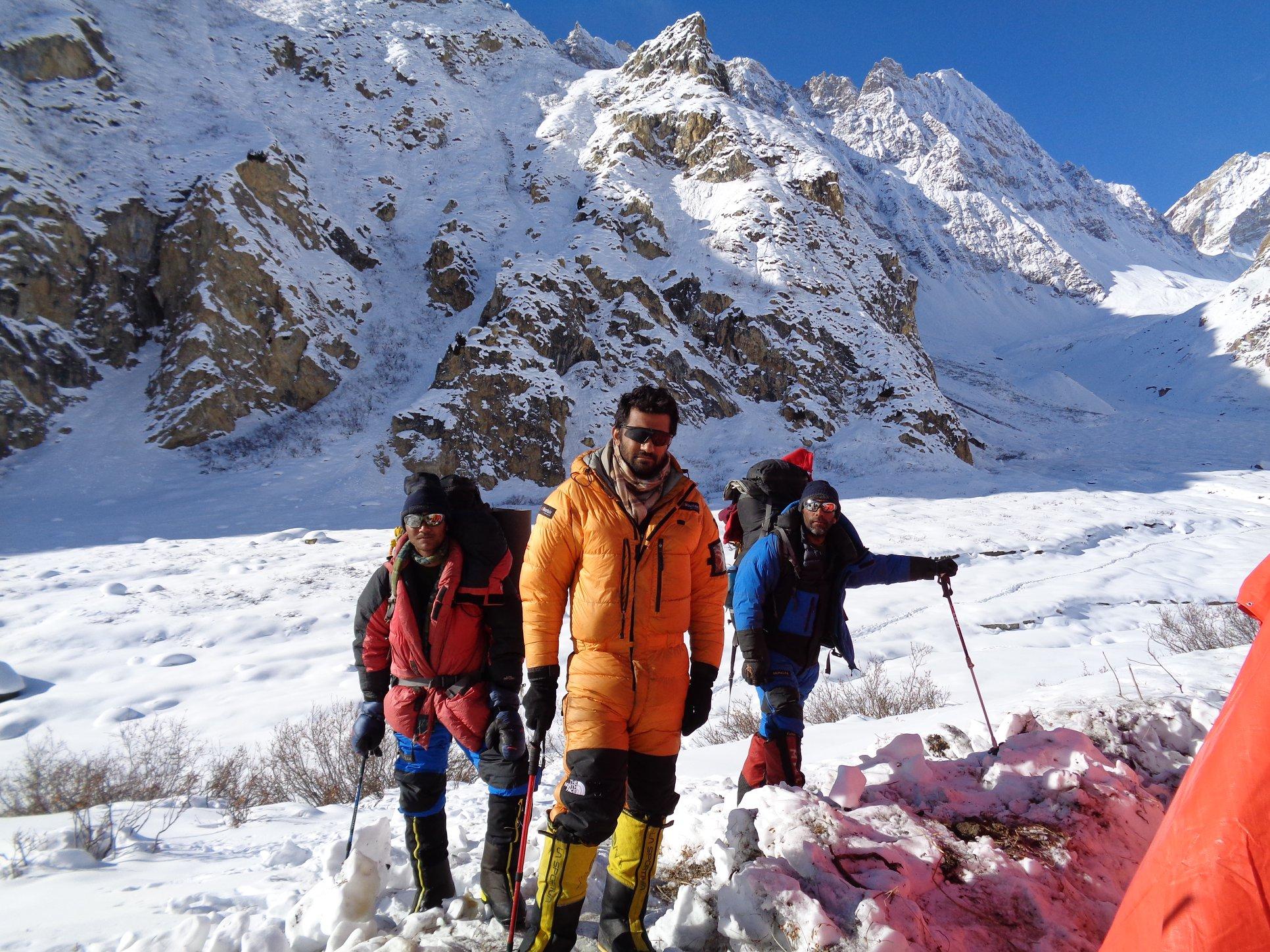 alpinismo, pakistan, invernali