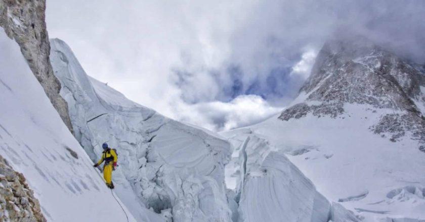 gasherbrum IV, GIV, alpinismo, Barmasse
